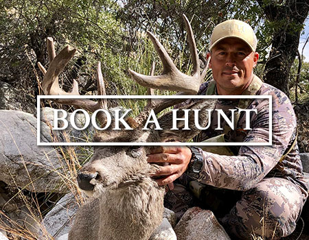 Book a Hunt with Shadow Valley Outfitters
