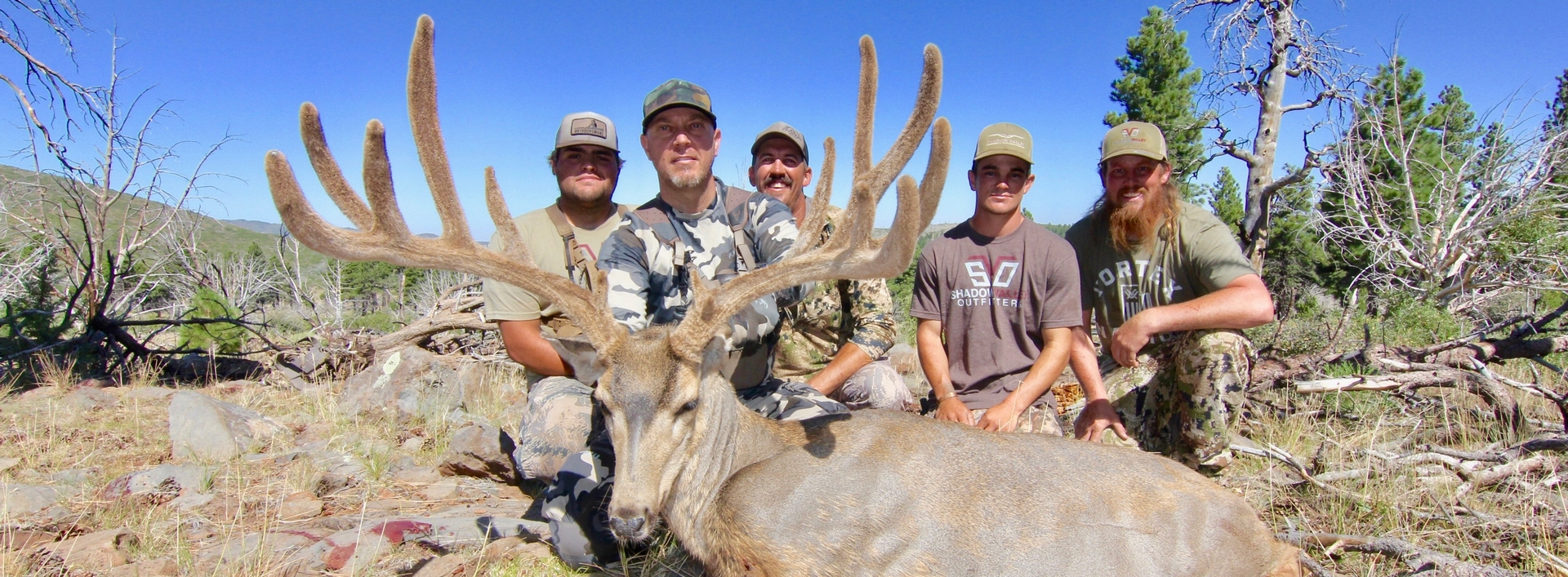 Shadow Valley Outfitters Arizona Trophy Hunts